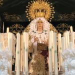 Esperanza en el paso procesional