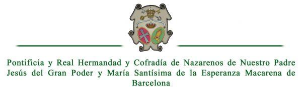Gran Poder Macarena Barcelona